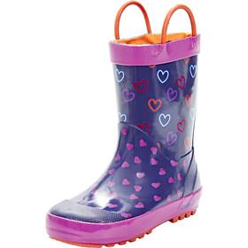Kamik Cherish Rubber Boots Children pink/purple